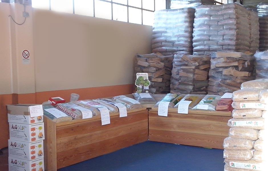 Eco Pellet - Pellet a Lodi - Produzione, distribuzione e Vendita all