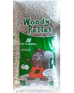 woody pellet