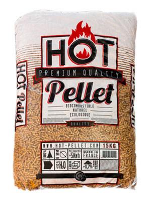 hot pellet