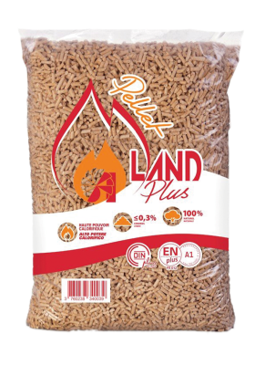 land plus pellet vercelli