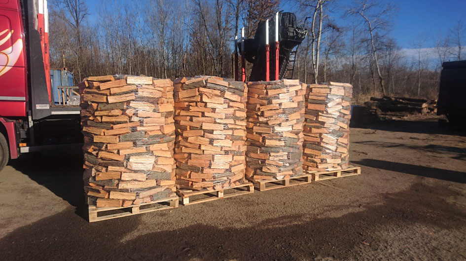 bancali legna